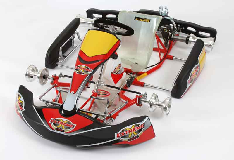WORLD FORMULA CHASSIS 30mm tube frame with 50mm axle